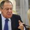 Лавров потребовал «снять блокаду Донбасса»