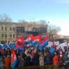 В Севастополе жалуются на пассивность горожан в праздновании годовщины аннексии Крыма
