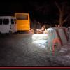Пассажирский автобус подорвался на мине под Артемовском, три человека погибли