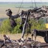 В России фрагмент сбитого малайзийского Boeing выставят в музее боевой славы