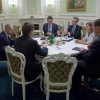 Яценюк провел встречу с Нуланд