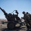 Бои у Марьинки: более 30 бойцов получили ранения