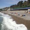 В оккупированном Крыму стало меньше пляжей