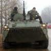 Нацгвардия захватила несколько десятков единиц российской техники