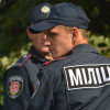 Во Львове возле горотдела МВД взорвался автомобиль, ранен милиционер