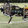 Робота-гепарда научили прыгать через препятствия (ВИДЕО)