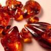 Фискальная служба «нашла» янтарь на Закарпатье