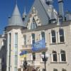 В Одессе открыли «замок Кивалова» на берегу моря