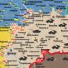 Боевики активизировали атаки в районе Донецка и Горловки  (КАРТА)