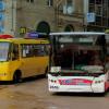 Киевская мэрия насчитала пять тысяч нелегальных маршруток в столице