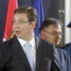 Президент Сербии выступил в защиту мигрантов