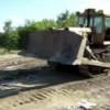 В России троих маленьких «санкционных» гусей уничтожали с помощью бульдозера (ВИДЕО)