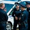 Результаты работы полиции за первый месяц работы в серии инфографиков