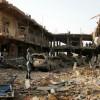 Кровавый теракт в Кабуле: разрушенные дома, разбитые машины и десятки жертв