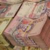 Гривневые остатки на казначейском счете достигли рекордной отметки