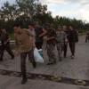 Из плена боевиков освободили троих украинских военных