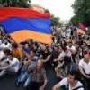В Ереване полиция разогнала новый митинг против повышения тарифов на электроэнергию