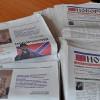 Суд присудил по пять лет распространителям газеты «Новороссия»