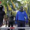 Милиция расследует инцидент у Харьковского горсовета по двум статьям