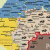 Боевики взялись обстреливать позиции на донецком направлении — карта АТО