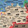 Гибридные войска России усилили атаки на линии Дзержинск-Светлодарск (КАРТА АТО)