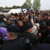 В Хорватии фиксируют стычки между мигрантами и полицией