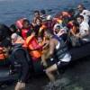 Почти 30 беженцев погибли в Эгейском море у берегов Греции