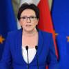 Премьер Польши заявила о готовности закрыть границы из-за мигрантов