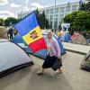 Протесты в Кишеневе. Премьер и спикер парламента согласились прийти к протестующим