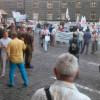 В Киеве снова перекрыли улицу Грушевского