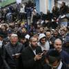 На празднование Рош-Ха-Шана в Умань прибыло рекордное количество паломников-хасидов — МВД