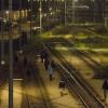 Под Ла-Маншем мигранты на 4 часа заблокировали движение поездов