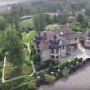Журналисты показали шикарный особняк экс-главы Укравтодора, декларировавшего 70 тыс. грн дохода (ВИДЕО)