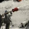 Пожар под Киевом: в столицу стянули технику со всей области