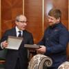 Иванющенко, Кернес, Добкин и Писаренко погуляли у Кадырова на празднике. ФОТОрепортаж
