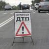 В Киеве перевернулись 2 автомобиля, возникла многокилометровая пробка (ВИДЕО)