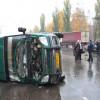 Пьяный милиционер устроил ДТП в Сумах