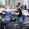 В Харькове сотня иностранных студентов избивала местных жителей.