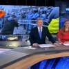 Российский государственный телеканал уличили в фальсификации сюжета про Евромайдан (ВИДЕО)