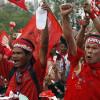 Более 1000 протестующих захватили здание министерства финансов Таиланда