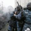 Со студента Кузьменко избитого «Беркутом» сняты все обвинения