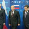 Путин посоветовал Брюсселю не лезть в политический кризис Украины («The Guardian», Великобритания)
