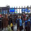 Регионы снова собрали Антимайдан в Мариинском парке (ФОТО)