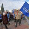 В «Гепаграде» любители Медведчука и ПР собрали свой Антимайдан