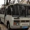 На Печерск массово заезжают автобусы