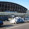 В Борисполе самолет выкатился за пределы полосы