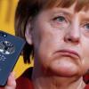 Ангела Меркель получила сильный ушиб и перелом костей таза
