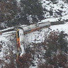 Во Франции поезд сошел с рельсов, есть погибшие и пострадавшие