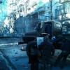 На Институтской митингующие отбили атаку «Беркута»