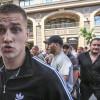 Замаскированные «титушки» с арматурами в руках на Софийской площади готовят провокации